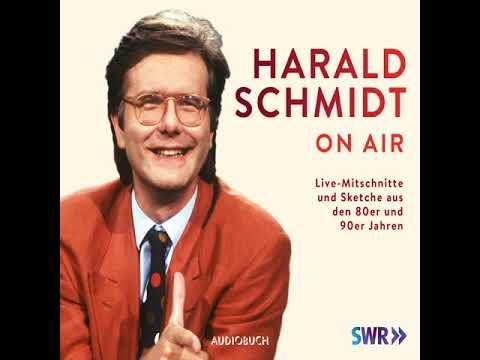 Harald Schmidt On Air YouTube Hörbuch Trailer auf Deutsch