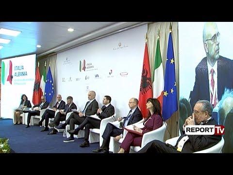 Forumi biznesit Shqipëri - Itali, Rama biznesit italian: Prioritet eleminimi i burokracive