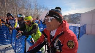 Заключительный день Чемпионата и Первенства России по горнолыжному спорту - Камчатка 2019