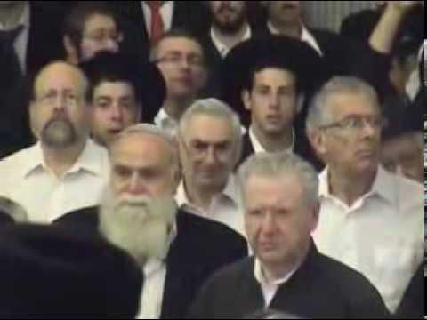 פתיחה לסליחות תש''ע החזן הראשי חיים אדלר 2)