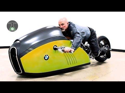 ✅🔟 Insane Futuristic Bikes You Must See