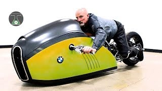 10 Insane Futuristic Bikes You Must See