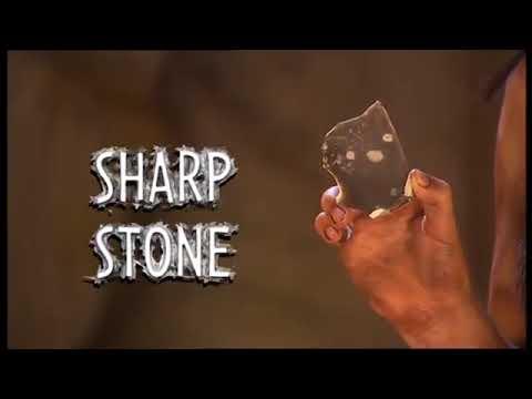 Horrible Histories Savage Stone Age         Stone Age Tool Set