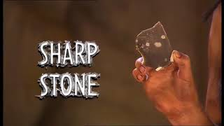 Horrible Histories Savage Stone Age         Stone Age Tool Set