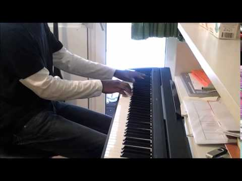 The steadfast Love of the Lord never ceases piano
