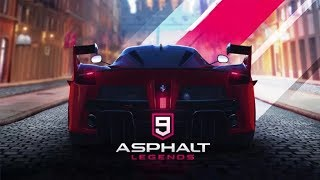 Asphalt 9: Legends - Gameplay Sem Cortes