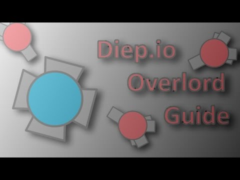Diep.io Overlord Guide #2: Rammers!
