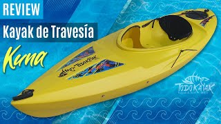 "Vídeo: Kayak de travesía ""Kuna"""