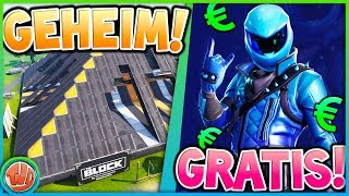 UNLOCK DE *GRATIS* HONOR GUARD SKIN!! GEHEIM BIJ THE BLOCK!! - Fortnite: Battle Royale