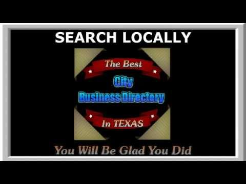 Search Our Local City Business Directory