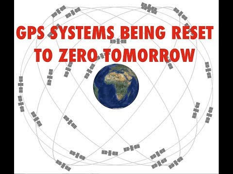GPS Systems Worldwide Being Reset to Zero Tomorrow, Homeland Security Warning