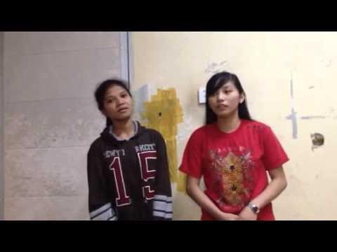 Serniada & Bende Singing NIV KIDS CLUB songs