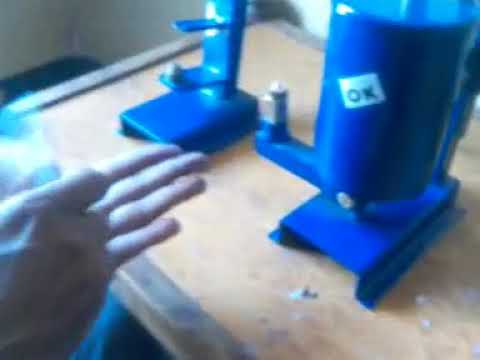Manufacturing of Use and throw Ball pen machine and raw materials @ 25500 / - 7904003808-7299939909