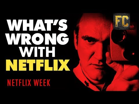 Quentin Tarantino on: What's Wrong With Netflix?  How Netflix Changed Everything  Flick Connection