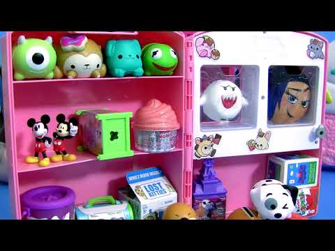 Smooshy Mushy Fridge Display of Toys Surprise for Kids