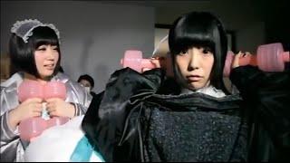 サクラあっぱれーしょんmvでものボケを披露する相沢梨紗ちゃんと夢眠ね...