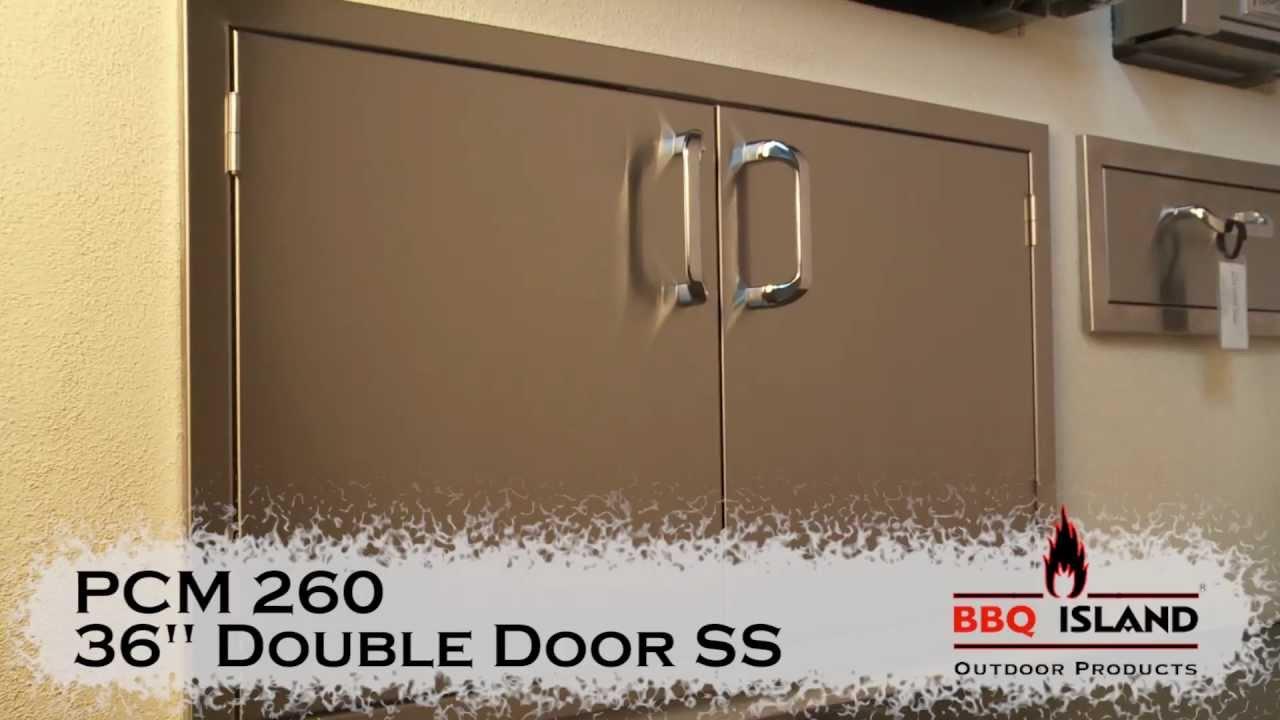 PCM 260 Series 36\u0027\u0027 Double Access Doors Review & PCM 260 Series 36\u0027\u0027 Double Access Doors Review - YouTube Pezcame.Com