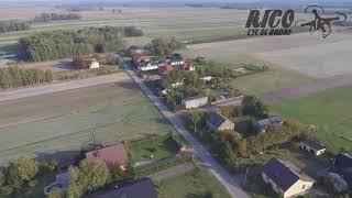 OKIEM DRONA - Siomki gm. Wola Krzysztoporska
