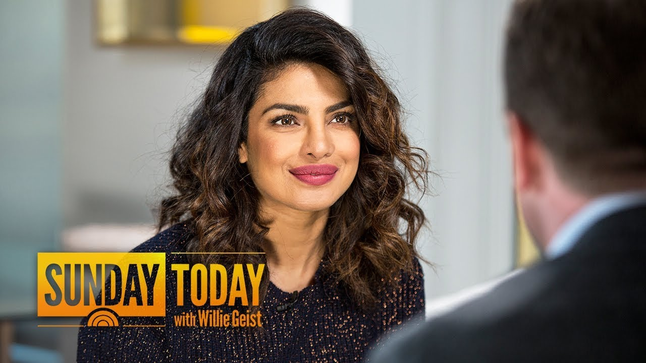 Quantico Star Priyanka Chopra On Her Move To Hollywood I Wanted