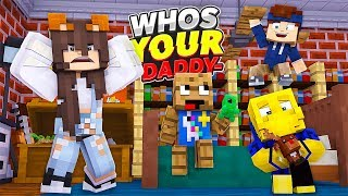 Totales BABY CHAOS!! | Minecraft Who's Your Daddy