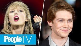 How Taylor Swift & Boyfriend Joe Alwyn Plan To Make It Work When She's On Tour | PeopleTV