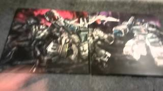 transformers the movie soundtrack double LP record