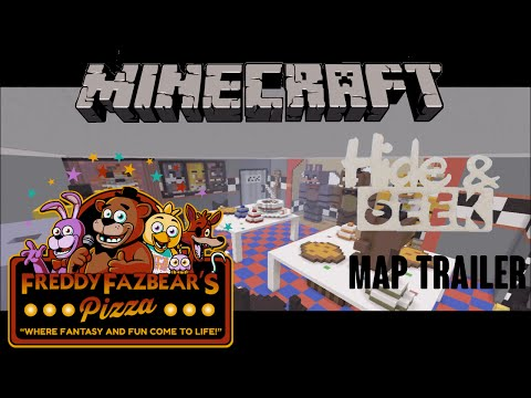 Minecraft ihop hide and seek map download