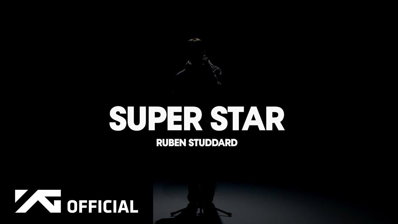 TREASURE : PARK JEONG WOO - SUPERSTAR (Ruben Studdard Cover.)