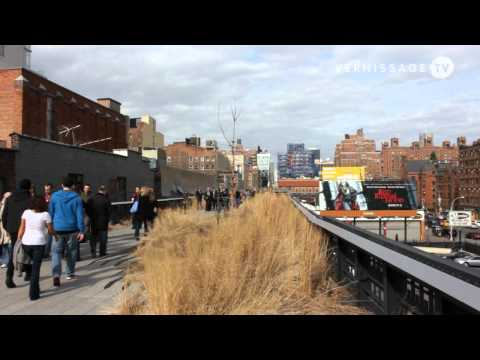 Kim Beck: Space Available / High Line Public Art, ...