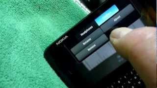 Nokia N900 FM Radio Empfang verbessern mit Scannerantenne