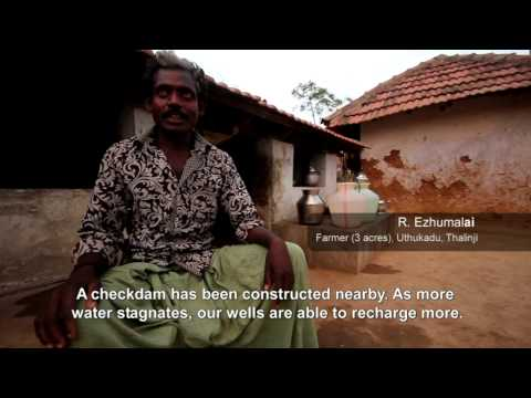 Community Managed Bio-Industrial Watershed Project, MSSRF
