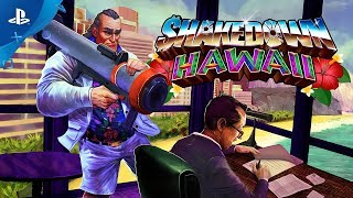 Shakedown: Hawaii - Gameplay Overview Trailer | PS4, PS Vita