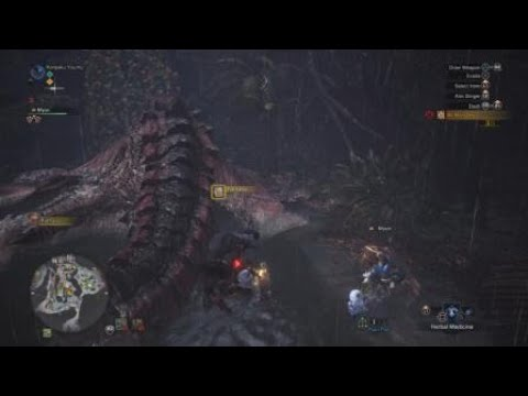 Monster Hunter: World - Flight of the Wyvern Ignition Propulsion System