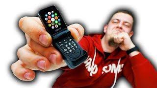 Самый Маленький Телефон в Мире!!!
