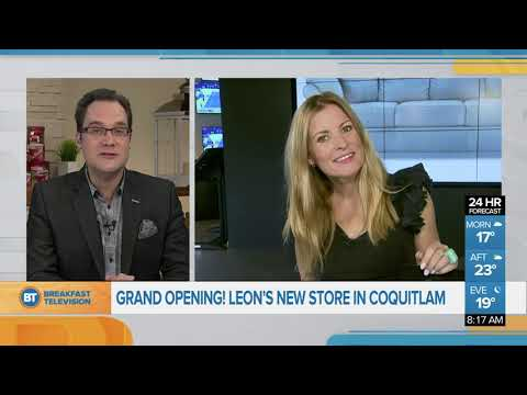 BT Vancouver – Coquitlam Store Opening