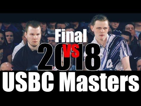 2018 Bowling - USBC Masters Final