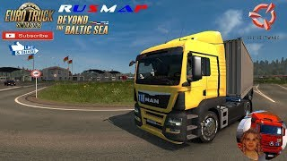 Euro Truck Simulator 2 (1.36)   Rusmap v2.0 Official by Aldimator Vilnius to Baranavi?y First Look MAN TGS Wielton Trailer + DLC's & Mods  Support me please thanks Support me economically at the mail vanelli.isabella@gmail.com  Roadhunter Trailers Heavy C