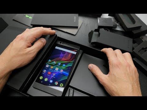 Razer Phone unboxing [Greek]