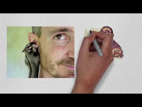 'Отстойные' ТАТУИРОВКИ  V/S  3D Tattoo ! - Познавательные и прикольные видеоролики