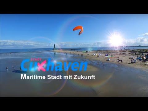 Cuxhaven - Maritime Stadt mit Zukunft