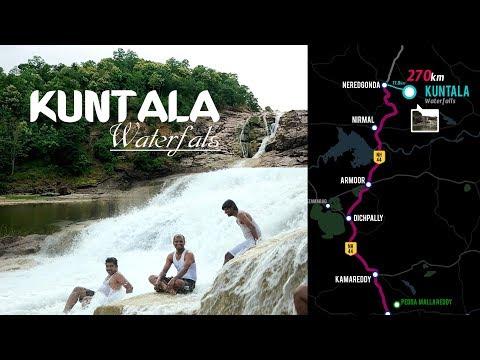 Kuntala Waterfalls | Trip to Kuntala Waterfalls Nirmal Adilabad | Highest Waterfall in Telangana