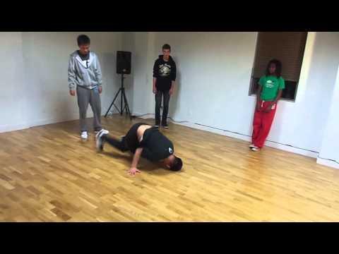 Break Dance Class With Gomo - Pulse Studios, Calgary, AB
