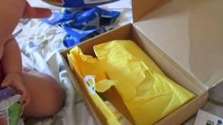Citrus Lane Unboxing For 10 Month Old Boy - June 2013