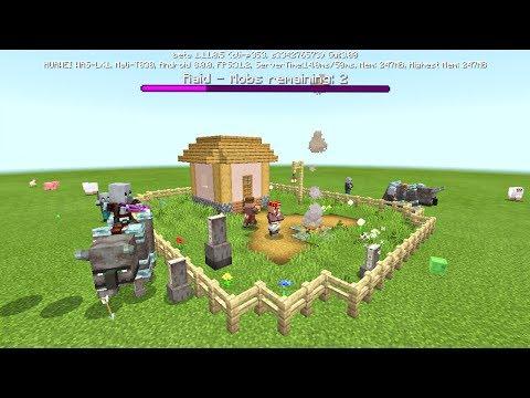 Вопрос: Как построить поселение в Minecraft?