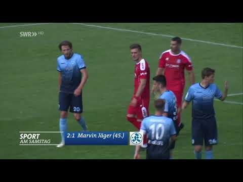 Stuttgarter Kickers - FSV Frankfurt 3:1   Sportschau
