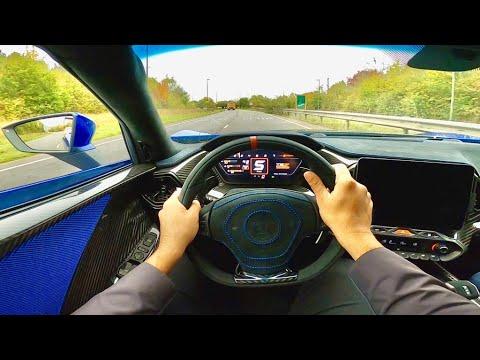 Zenvo TSR-S 2020 Sound, Start up, Rev, Acceleration & POV. Driving the new Zenvo hypercar