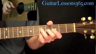 Pinball Wizard Guitar Lesson - The Who - Complete Song - Pete Townshend Acoustic
