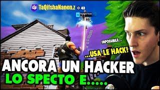 STILL a HACKER!! UCCIDE AND THE SPECTO! Absurd! FORTNITE ITA