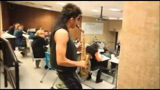 Sexy Sax Man George Michaels Prank