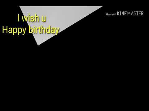 Happy Birthday (Yahi Dua Hai Teri Janamdin Par Tu Musakuray )